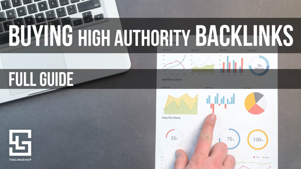 buy high authority backlinks
