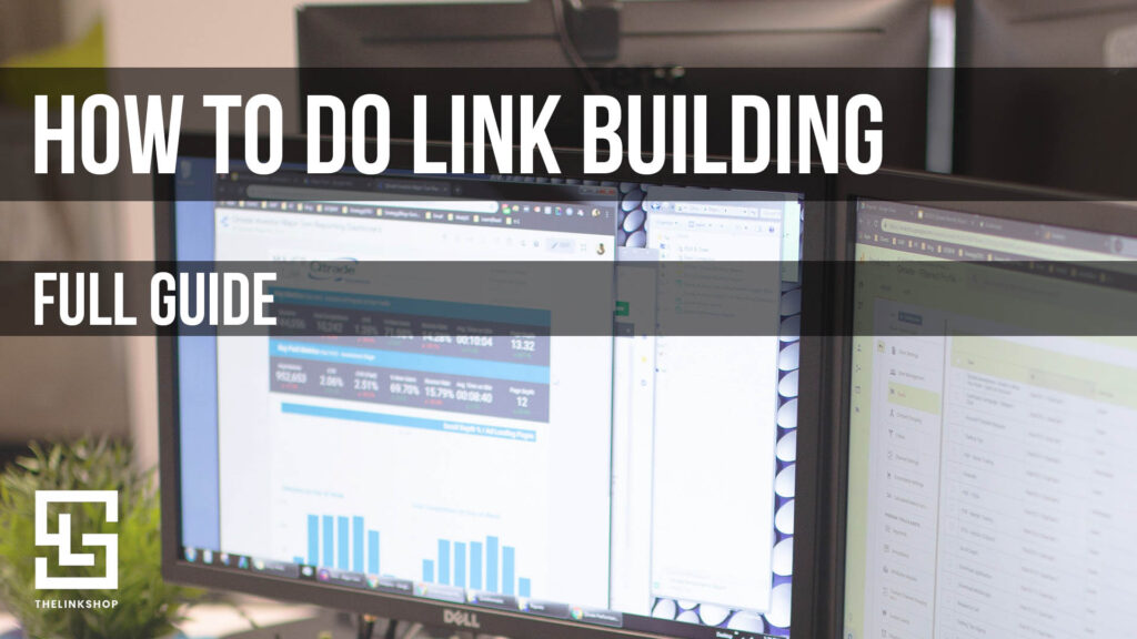 how to do link building